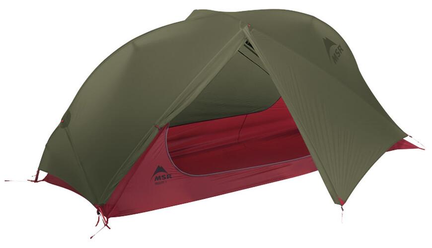MSR FreeLite 1 - Tente - vert